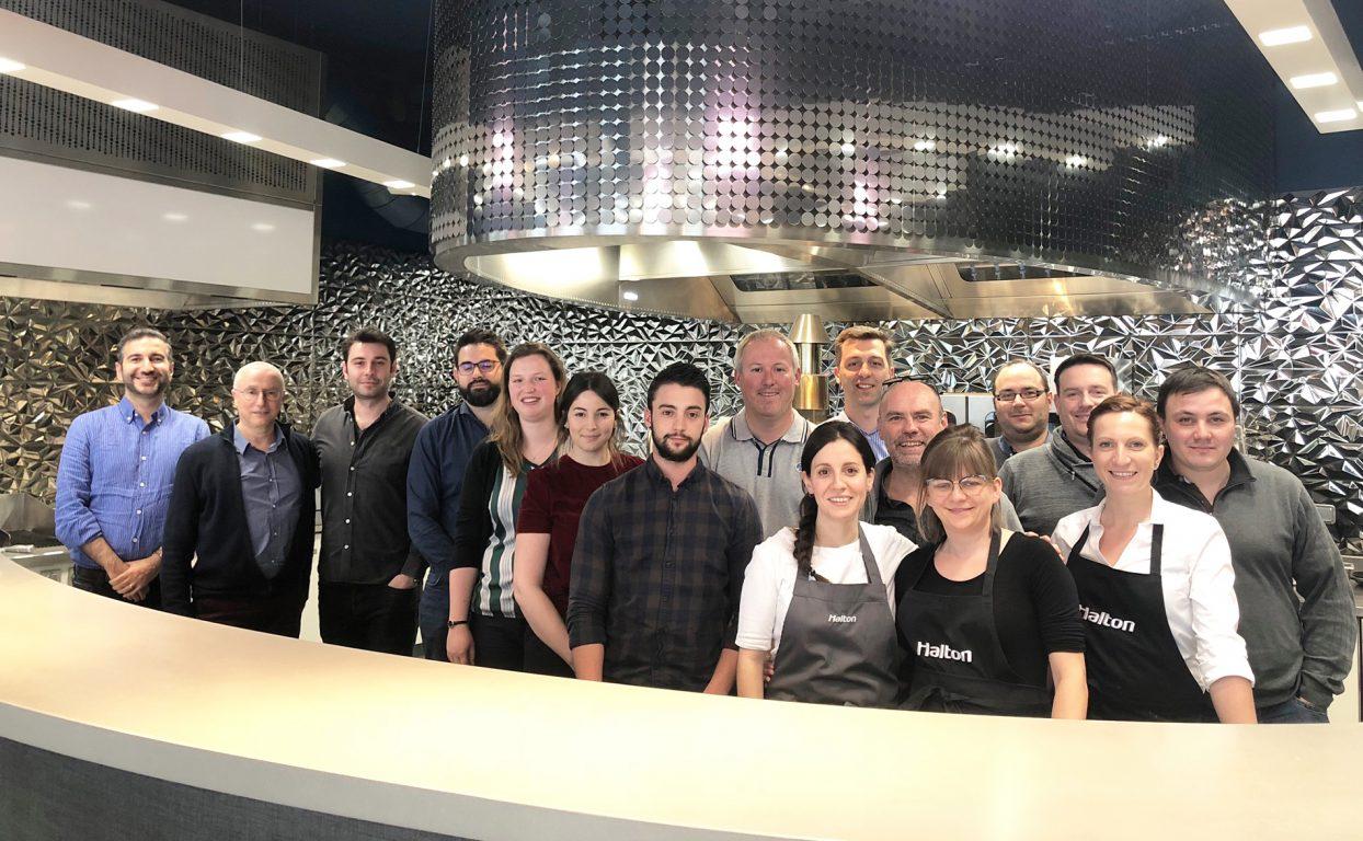 Innovation Hub - France - Béthune - Customers visit