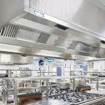 Institut Saint Joseph La Louvière has chosen Halton Solutions for the ventilation of their kitchen