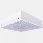 square perforated diffuser