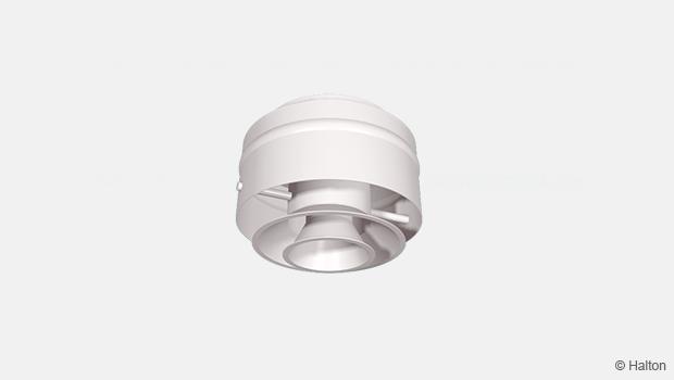 Compact diffuser