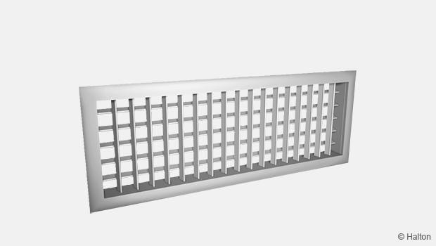 Indoor grille
