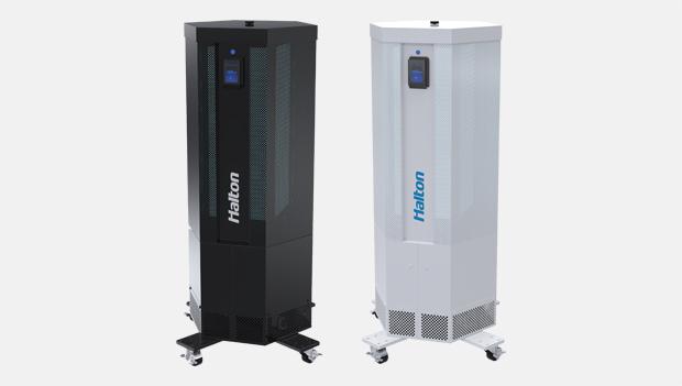 Halton Sentinel UVGI-SA Mobile Filtration Unit