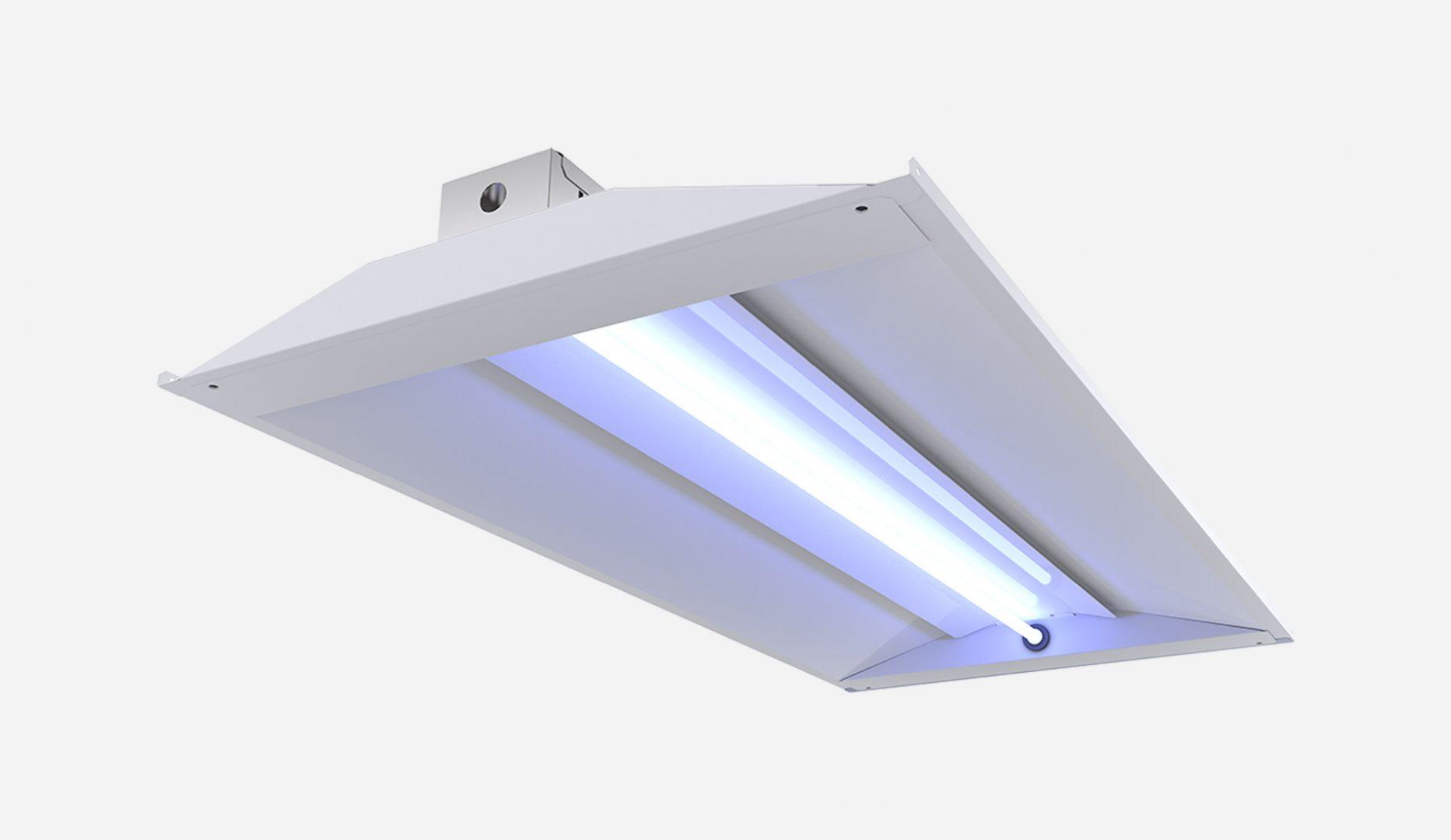 Halton UVGI Overhead Light UVGI-OL