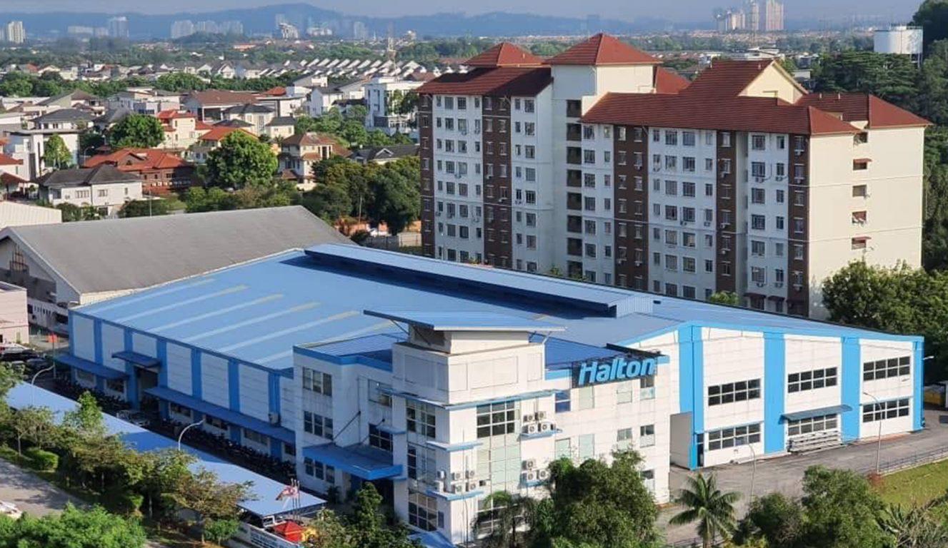 Halton Innovation Hub - Malaysia - Selangor - Drone view