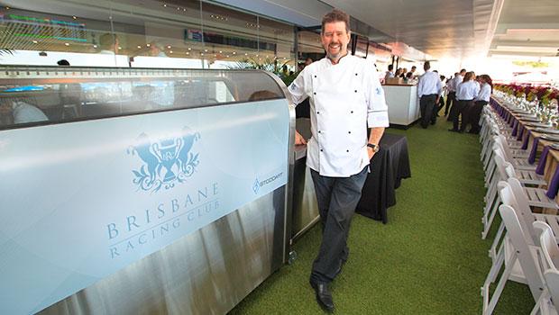 Brisbane Racing Club has chosen Halton Solutions for the ventilation of their kitchen